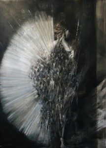 untitled, oil on canvas 140x210 cm