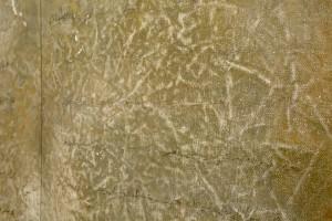 detail -  abdelhalim hafetz , qaret al fenjan , egypt 1976, mix media on canvas , 90-70 cm