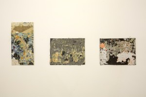 the past , old walls on canvas , veriable dimension  (1)
