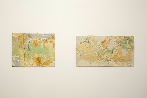 the past , old walls on canvas , veriable dimension  (2)