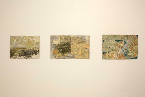 the past , old walls on canvas , veriable dimension  (5)