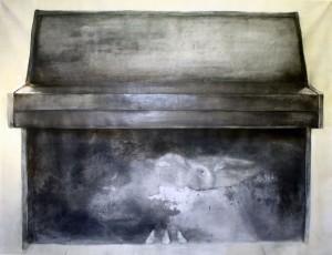 Flashback 2018, 160x250 cm , oil on canvas