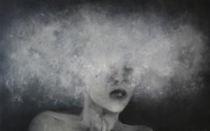 Fog, oil on canvas 36x40cm
