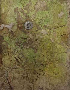Memory Classification, mix media on canvas, 40x50 cm