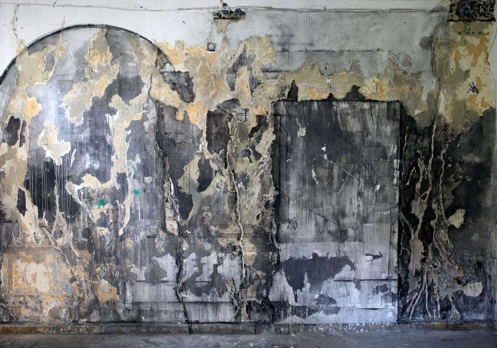 mural 2010-3  ,site specific painting  350x500 cm_resize
