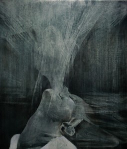 Splash ,  oil on canvas,70x60 cm