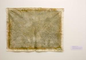 abdelhalim hafetz , qaret al fenjan , egypt 1976, mix media on canvas , 90-70 cm
